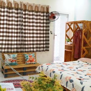 Photo for *101* - Lovely double room with big window and balcony in center of HCMC
