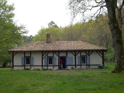 Photo for house in the heart of the Landes forest