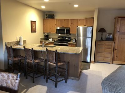 Photo for The Springs, Largest 2BR Condo - Next to the Gondola w/Pool, Hot Tubs, & Sau