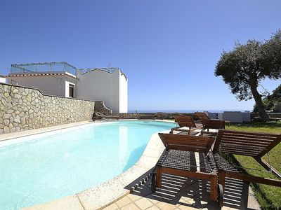Photo for Residence Serenata D: A charming apartment that is part of a villa, with Free WI-FI.