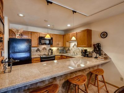 Photo for 20% Off! Ideal Downtown Location, Pool & Hot Tub Access, Wi-Fi, Garage Parking