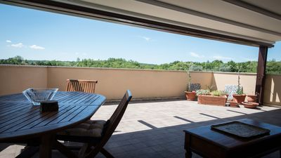 Photo for 1BR Apartment Vacation Rental in Colle di Val d'Elsa, Toscana