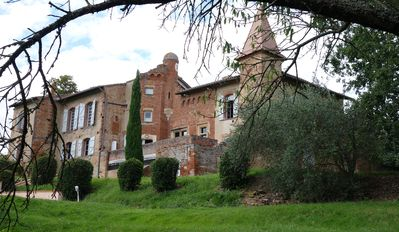 Photo for Chateau d'Auribail, a summer in the French Tuscan