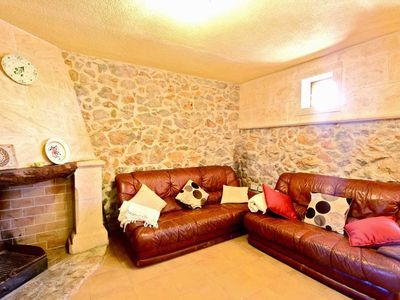 Photo for 44077 Charming country house with pool (license number ET / 3848) - 44077 Charming country house near Petra