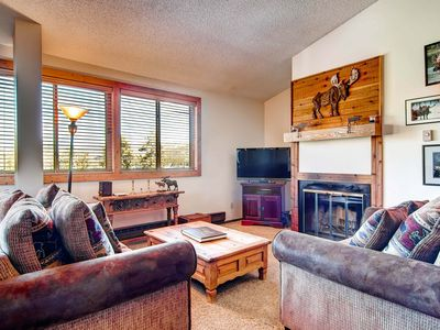 Photo for 7th Night Free! Location, Location, Location! WiFi, Wood Fireplace, Near Gondola
