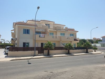 Photo for Luxury spacious 2 bedroom apartment located in the beautiful resort of Kapparis.