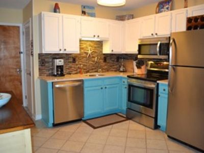 Photo for Beach Bum Hide-away, Golf, gym and more! 2 Bedroom/2 Bath @ Spa Port Royal