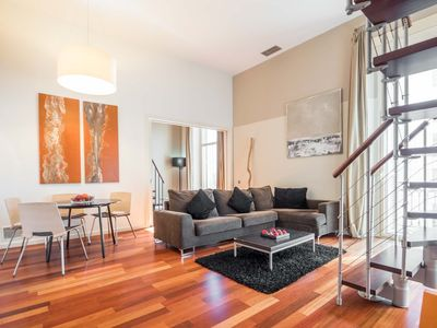 Photo for 536 - Exclusive Pl. Catalunya Lux Apartment