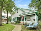4BR House Vacation Rental in Michigan City, Indiana