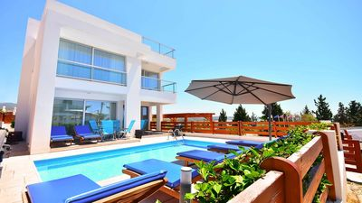 Photo for Villa Phoebe -  Modern Villa With Private Pool and Car Not required
