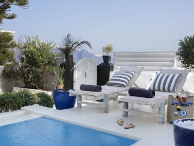 Photo for Junior Villa with Outdoor Pool & Panoramic View