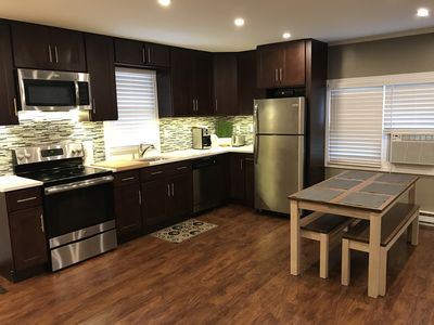 Photo for Newly Renovated, Cozy, and Modern House with Sauna and Hot Tub