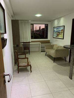 Photo for Apartment in Building by the sea of Manaíra 100 m from Mangai and 300 m from MAG