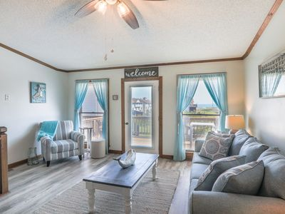 Photo for Sea Glass Shack | Kitty Hawk | Sea Dunes Townhomes | Ocean Views | Sleeps 4