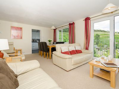 Photo for Apartment Penhallow in Looe - 8 persons, 4 bedrooms