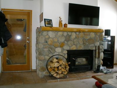 Photo for Large Modern Chalet-style Condo with Garage  2 bed 2 bath