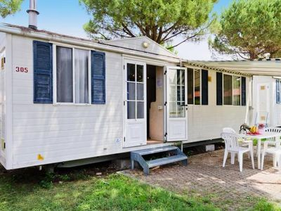 Photo for Mobile Homes del Garda, Peschiera  in Südlicher Gardasee - 6 persons, 2 bedrooms
