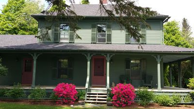 Photo for Beauty, Comfort  & Quality - 4 Bedroom Home in the Midst of Vermont's Splendor