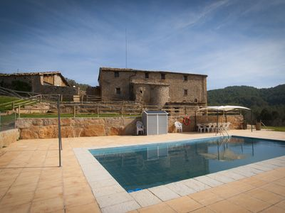 Photo for Self catering Masia l'Arà for 16 people