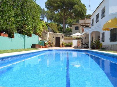 Photo for Club Villamar - Nice villa for 10 people with private swimming pool and a big garden offer you a ...