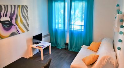 Photo for 1BR Apartment Vacation Rental in Nantes, Pays de la Loire