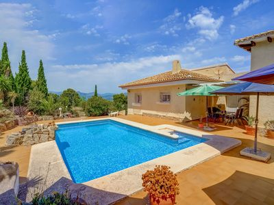 Photo for Beautiful Villa in Pedreguer with Swimming Pool