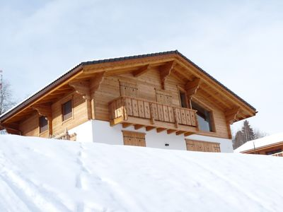 Photo for Holiday home 8 person chalet, 3 bathrooms, 4 bedrooms Nendaz Valais