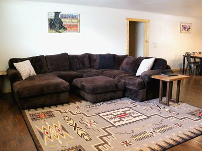 Photo for The Aspen -Spacious Family Condo, just two minutes to Yellowstone
