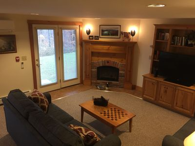 Photo for Beautiful 2-BR Ski-in, Ski-out Village Condo at Jay Peak, right on the slopes!