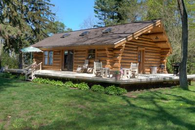 Harrington Log Cabin