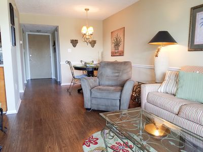Sand Dollar Villas Unit 105 -Down by the Sea