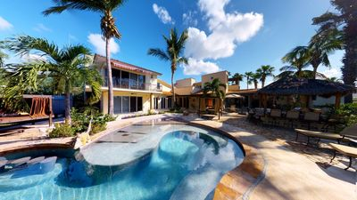 Photo for SUMMER & FALL SPECIALS!! Gorgeous Villa with all the Amenities! Exclusive Beach Access!