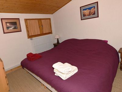 Photo for Saint Gervais Le Chalet: Rooms 2 and 3 DINNER AND BREAKFAST OFFERED