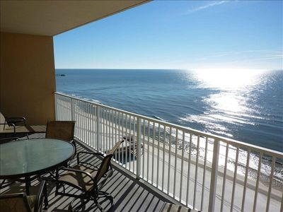Photo for Wonderful View/Beach Front Condo/16 Floor