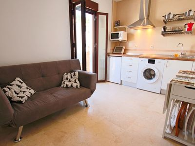 Photo for Apartment for 2 people Los Dolmenes