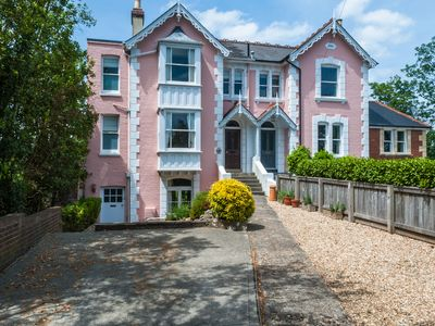 Photo for Popular Five Bedroom Three Bathroom House Bembridge Village In Church Road.