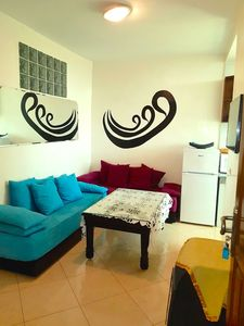 Photo for APARTMENT / SEA 1500 m walk / AIN DIAB CORNICHE 10 m car