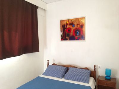 Photo for Apartment for two, 5 minutes by foot from Elli Beach