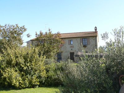 Photo for 11 bedroom Villa, sleeps 24 in Diaccialone with Pool and WiFi