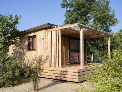 Photo for Campsite Indigo Lyon **** - Chalet Evasion 3 rooms for 5 people