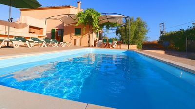 Photo for Can Gabriel - Traditional Villa in a Quiet Area with Private Pool, close to Algaidia and Beaches! - Free WiFi