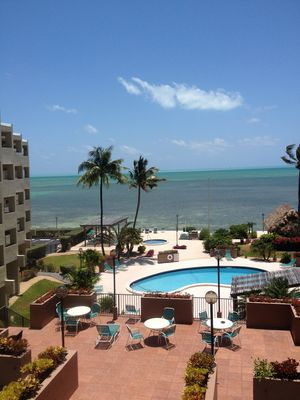 Photo for Gated Condo on the Ocean just refurbished with 2 Bedrooms and 2 Bathrooms