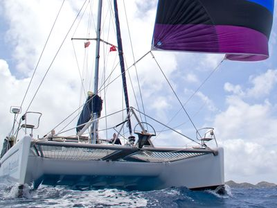 Photo for Explore the Virgin Islands aboard Alternate Latitude - Affordable Luxury