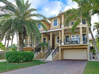 Photo for BOOK YOUR 2020 STAY TODAY! GORGEOUS VIEW OF THE GULF OF MEXICO!! BEAUTIFUL VILLA WITH GULF VIEWS, PRIVATE POOL AND A SHORT WALK TO THE BEACH!!