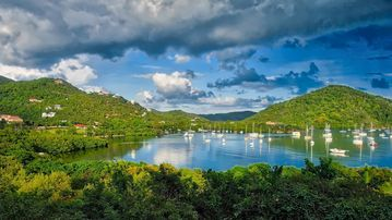 Upper Carolina, Saint John, US Virgin Islands