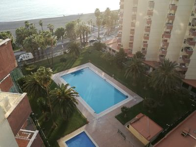 Photo for In front of the sea, near the centre, tennis, padel, swimmingpools, garden