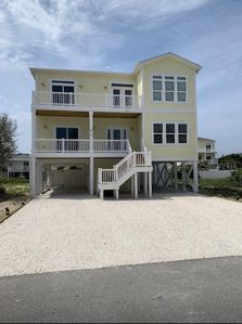 Photo for New! Shore Thing, pool, tiki bar, and pool table. Sleeps 22