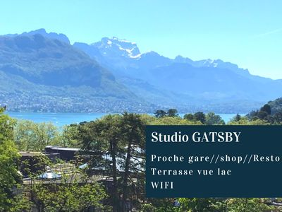 Photo for Gatsby Studio - sur les toits d'Annecy