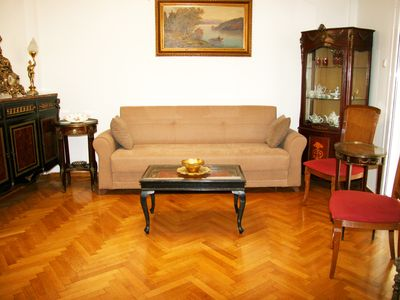 Photo for Acropolis Gate | 5 minute walk to Acropolis | Classic Apt. Historical Center
