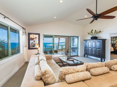 Photo for ~ OUTSTANDING & IMPRESSIVE Orchid Point ~ Oceanfront with Separate Guest Studio